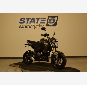 2018 Kawasaki Z125 Pro for sale 200664660